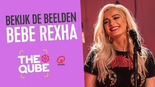 "Download Lagu [HD] Bebe Rexha - Live At ""The Qube"" Gratis STAFABAND"
