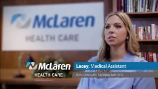 Ross Medical + McLaren Healthcare: Family (Flint, Saginaw, Davison, Midland)