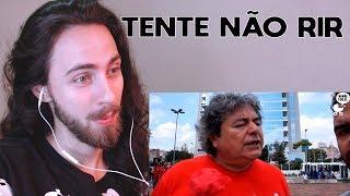 #EleNão - TENTE NÃO RIR  Mulheres vs Bolsonaro (Mamaefalei)