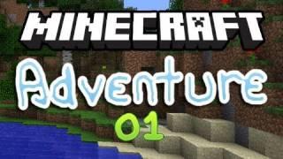 Minecraft: Adventures on a PvP Server ep.1
