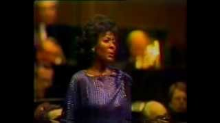 Shirley Verrett sings Isolde