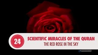 Video: In Quran 55:37, a Red Rose (Rosette Nebula) in the Sky - Quran Miracle