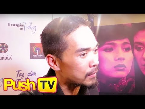 """Push TV: Marc Abaya on the restoration of 'Moral': """"It's for the younger generation."""""""