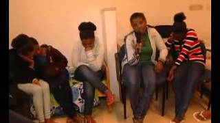 Ethiopian emigrant girls sad story