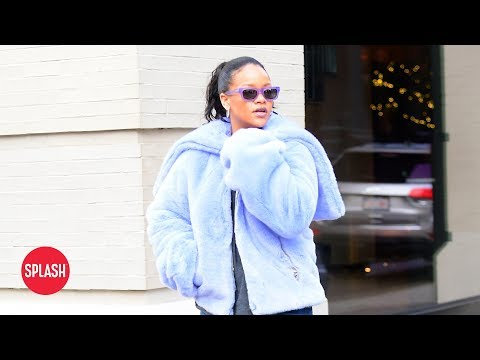 Rihanna Named Most Powerful Celebrity Influencer of 2017 | Daily Celebrity News | Splash TV