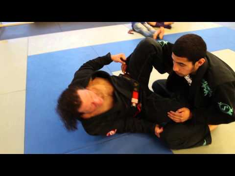Kurt Osiander's Move of the Week - Butterfly Sweep Image 1
