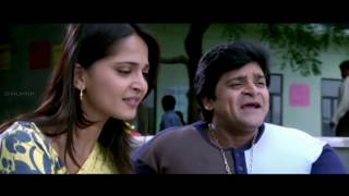 Anushka Bathing Comedy Scenes  Souryam Movie - Gopichand, Anushka
