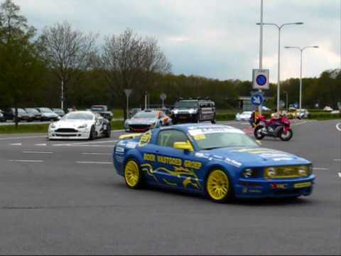 Superleague Formula presents: Parade & demonstration @ Assen, The Netherlands Video