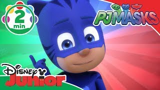 PJ Masks | Super Moves Dance Party Music Video | Disney Junior UK