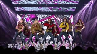 소녀시대 (Girls' Generation) [I Got A Boy] @SBS Inkigayo 인기가요 20130127