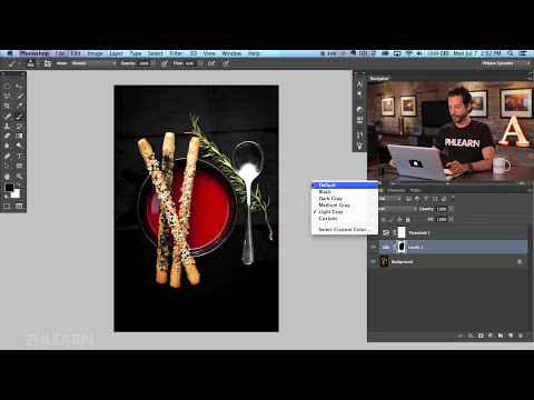 How to Make a Pure White Background in Photoshop