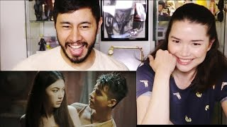 PEE MAK | HILARIOUS Thai movie trailer | reaction by Jaby & Achara!