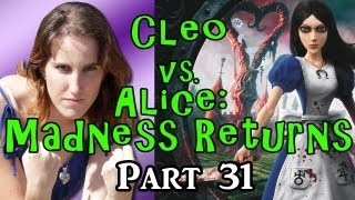 Cleo vs. Alice: Madness Returns (Part 31) Cleo Gets a Sex Change