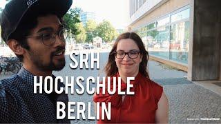 SRH Hochschule Berlin- Campus Tour