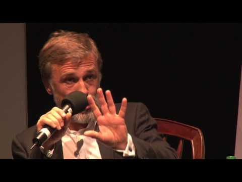 Academy Award Nominee Christoph Waltz (Inglourious Basterds) gives a candid talk about his character in Quentin Tarantino's hit film. Moderated by festival d...