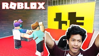 HOLE IN THE WALL ROBLOX Wall!!!