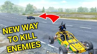 New Way To Kill Enemies In PUBG Mobile