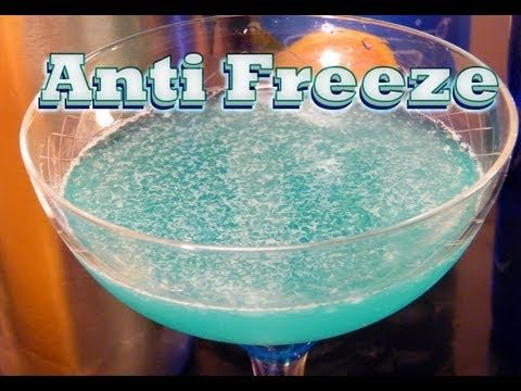 Anti Freeze Drink Recipe &#8211; TheFNDC.com