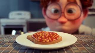 Heinz's New Baked Beans ad - Kids animation and funny