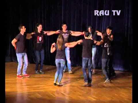 Спартакиада РАУ: танец, ролик, биатлон