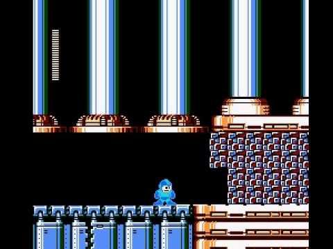 Mega Man 4 - Nintendo NES Spring Cleaning - User video