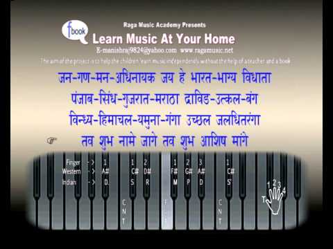 Jana Gana Mana - National Anthem : You Can Learn And How To Sing Also..manish Rajyaguru video