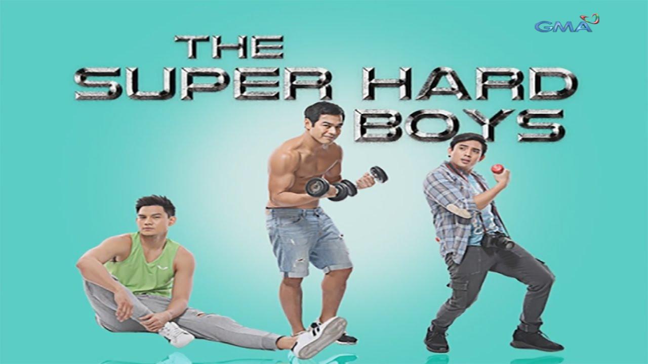 The super hard boys