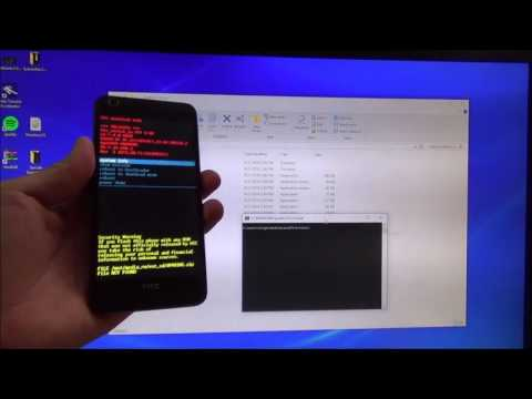 How to Unlock Bootloader on HTC Desire! Works on All HTC Devices