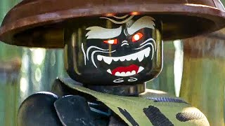 THE LEGO NINJAGO MOVIE All NEW Movie Clips + Trailer (2017)