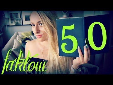 ♡ 50 FAKTÓW O MNIE ♡