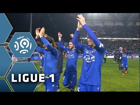 SC Bastia - Paris Saint-Germain (4-2) - Highlights - (SCB - PSG) / 2014-15