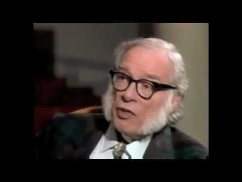Asimov predicting the impact of Internet 25 years ago