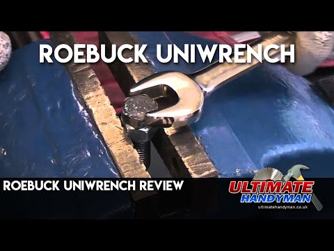 Roebuck Uniwrench review