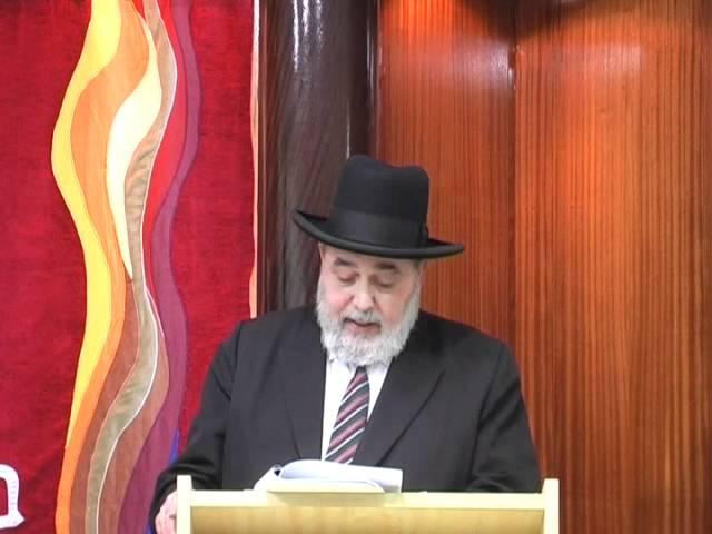 השקת 'עטרת אבות' - הרב אליהו אברז'ל חליצה שהאח מומר