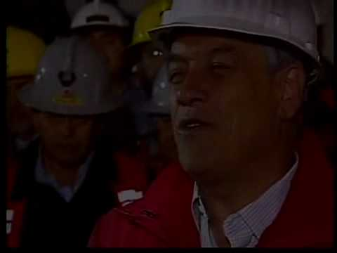 Last trapped miner rescued in Chile