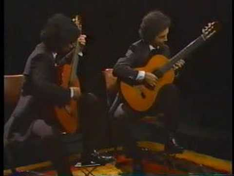 "Fred Benedetti and Dan Grant 1981 (Orion Duo)""Valse"""