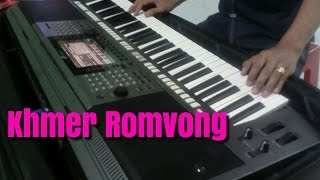 Nhạc Sống Khmer - Khe Tha Knhom Chas - Romvong Organ #3 - Phol Sơn Khmer
