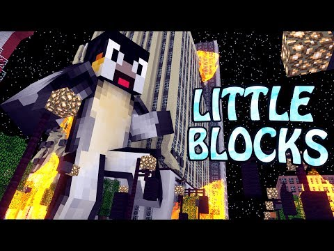 Minecraft   LITTLE BLOCKS MOD Showcase! (Shrink Mod. Shrink Ray Mod. Tiny Mod)