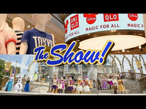 Attractions - The Show - New Disney Shows; UNIQLO at Disney Springs; latest news - July 21, 2016
