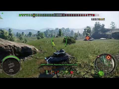 Orbtastic1 playing World of Tanks on Xbox One