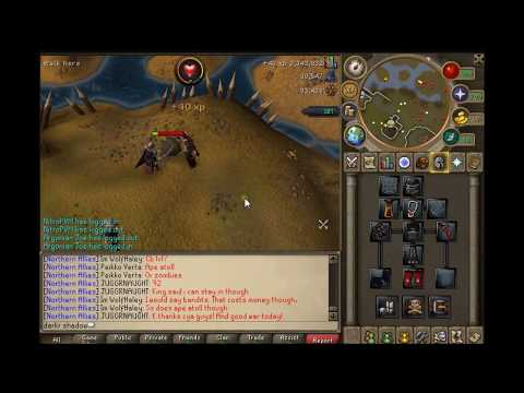 1-99 attack guide p2p (2012 runescape)