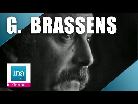 Georges Brassens - La Marguerite