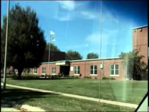 CHANUTE Air Force base Rantoul IL. Minuteman missile training Base USAF SAC