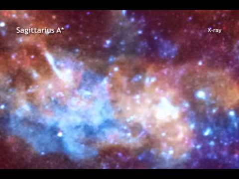 Does Our Galaxy's Black Hole Produce Neutrinos?   Video