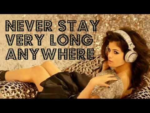 Selena Gomez & The Scene - Outlaw Lyrics video