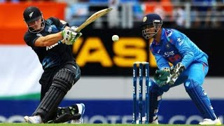 INDIA VS NEWZEALAND 1st ODI FULL MATCH HIGHLIGHT 16102016