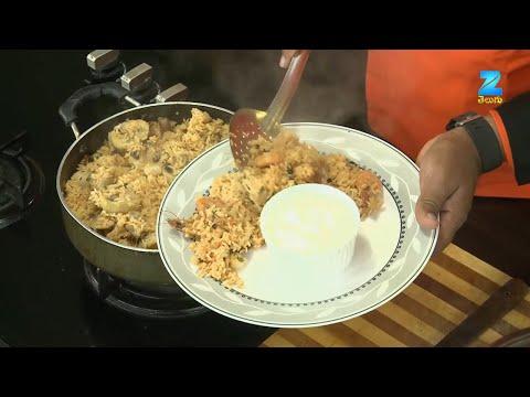 Vah re Vah - Indian Telugu Cooking Show - Episode 1058 - Zee Telugu TV Serial - Full Episode