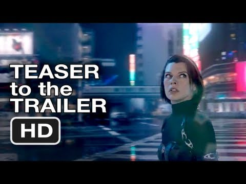 Resident Evil: Retribution Trailer #2 Teaser