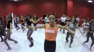 "Alkaline ""Ride on me"" by Fraules -workshop in Krasnoyarsk"
