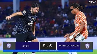 JDT TMJ 9-5 JDT REST OF THE WORLD (Highlight - JDT All Star Friendly - 30/6/2019)